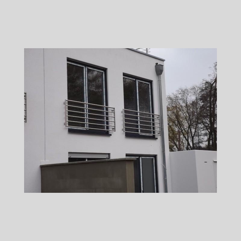 edelstahl fenstergitter franz sischer balkon r line 6 st u. Black Bedroom Furniture Sets. Home Design Ideas