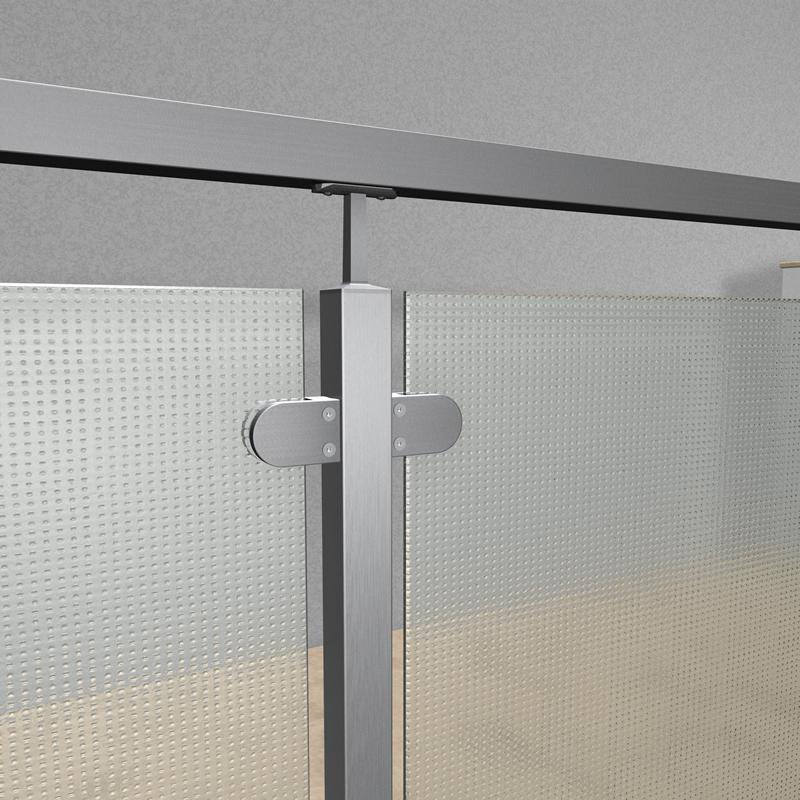 edelstahlgel nder q line vsg esg sicherheitsglas. Black Bedroom Furniture Sets. Home Design Ideas